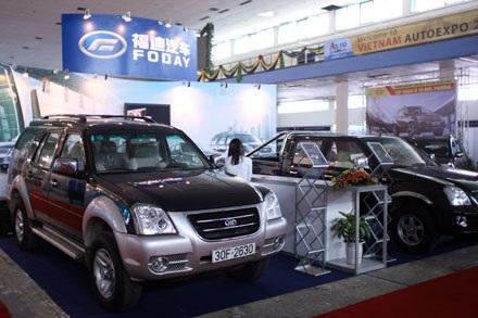 Những mẫu Renault đã có mặttrên thị trườngViệt Namtại triển lãm