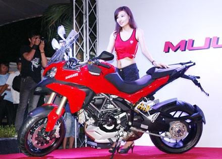 Ducati Multistrada 1.200S phiên bản tiêu chuẩn