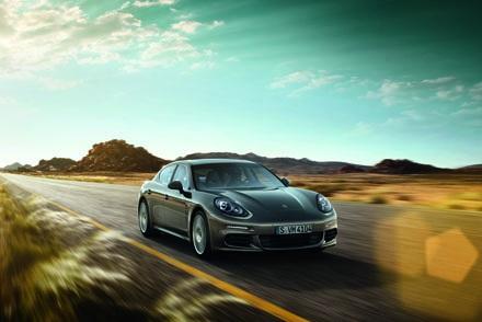 Porsche Panamera thế hệ mới tại Việt Nam có giá từ gần 5 tỷ