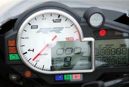 Khám phá siêu motor BMW S1000RR 2013