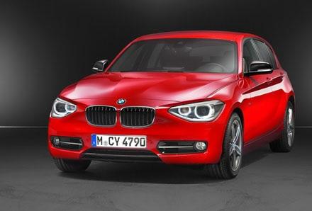 BMW 1- Series