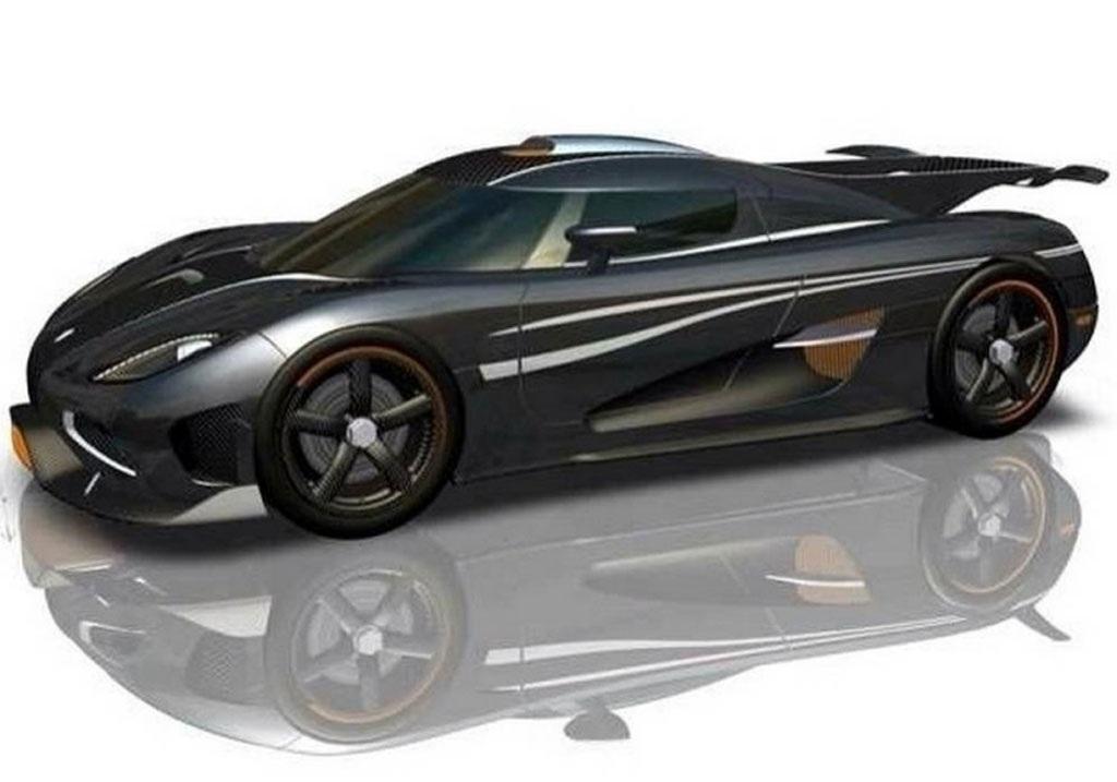 Koenigsegg One:1 đạt vận tốc tới 450 km/giờ