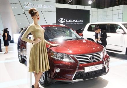 Paul Carroll - Phó Chủ tịch Lexus châu Á Thái Bình Dương
