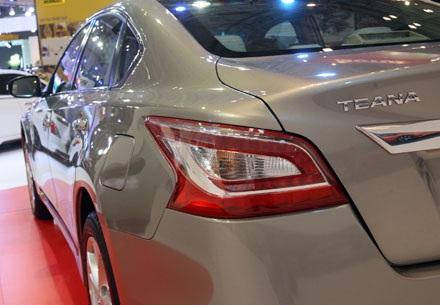 Nissan Teana mới tại Việt Nam có giá từ 1,399 tỷ đồng