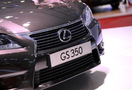 Lexus GS350 2014 – Tân binh tại Việt Nam