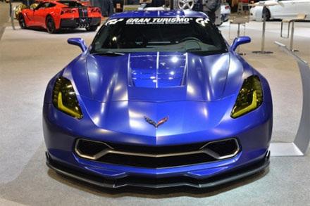 Corvette Stingray Gran Turismo Concept