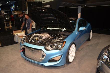 Hiện tại Hyundai vẫn chưa công bố tốc độ tối đa mà chiếc Genesis Coupe đạt