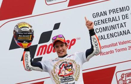 Marc Marquez - Nhà vô địch tuổi 20