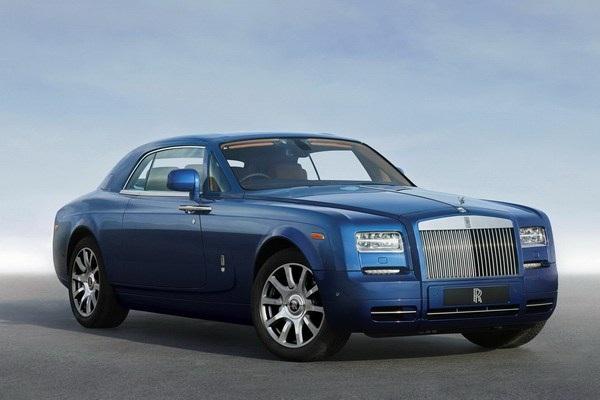 Rolls Royce Phantom chưa có mẫu thay thế trước 2020