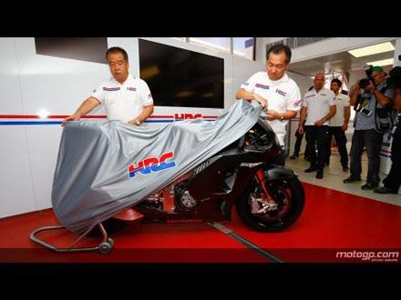 Mẫu xe mới này của Honda sẽ mang tên RCV1000R