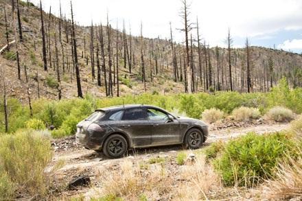 Porsche Macan bị lộ thông số kỹ thuật