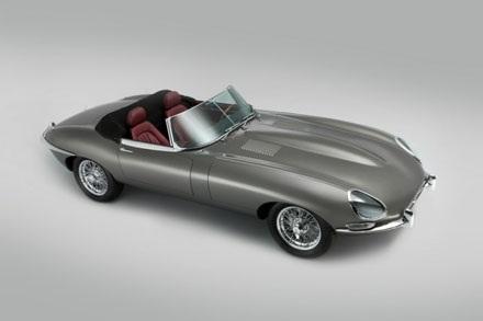 Download trọn bộ hình nền độ phân giải cao mẫu xế độ huyền thoại xe cổ điển Jaguar E-Type