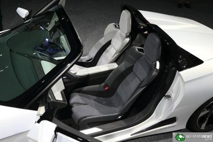 Honda S660 chiếc roadster tí hon