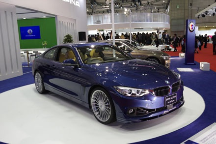 Alpina B4 Bi-Turbo mạnh hơn, tiết kiệm hơn