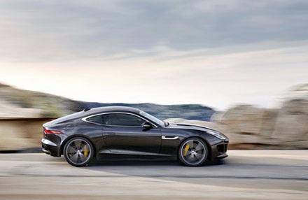 Ấn tượng với động cơ 550 mã lực của Jaguar F -TYPE
