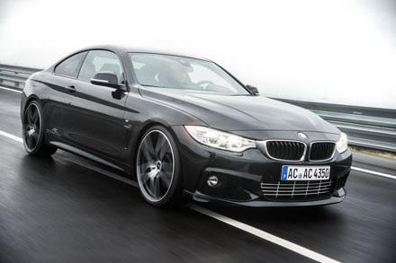 Thêm một mẫu độ cho BMW 4 -Series