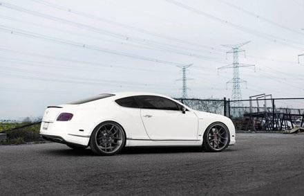 Bentley Continental GT Le Mans Edition