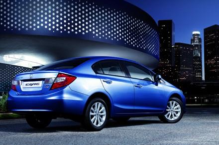Honda Việt Nam ra mắt Civic mới
