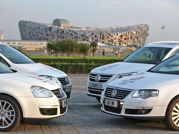 Trung Quốc là thị trường tiêu thụ ôtô nhiều nhất thế giới