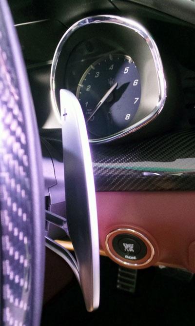 Maserati Quattroporte có giá tại Malaysia