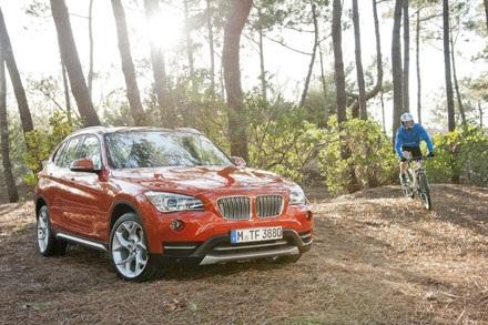 BMW X1 2014 sẽ có mặt tại Mỹ vào tháng 1