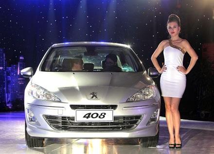 Peugeot 408 có giá 1,049 tỷ đồng