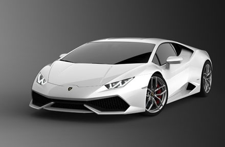 "Tiếng ""gầm"" của Lamborghini Huracan LP610-4 2015"
