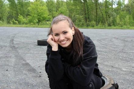 Michaela Sacherová - Sức hút mới trong thế giới giới drift