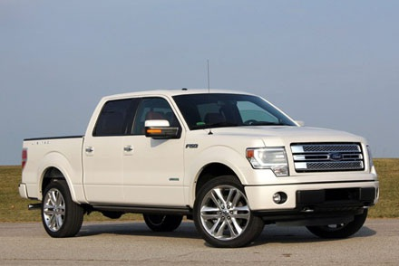 Ford F 150 Limited 2013: 793.402 chiếc, s