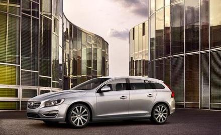 Volvo V60 wagon trở lại thị trường Bắc Mỹ