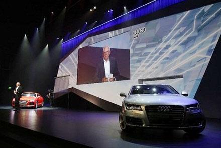 Nở rộ công nghệ kết nối dành cho ôtô tại triển lãm điện tử quốc tế CES 2014