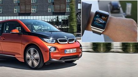 BMW giới thiệu tính năng hỗ trợ mới trên chiếc xe điện i3
