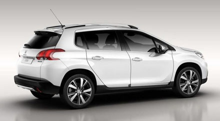 Peugeot 2008 có giá bán chính thức tại Malaysia