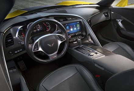 Corvette Stingray Z06 phiên bản năm 2015 chính thức xuất hiện