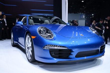Porsche làm mới chiếc 911 Taga 1965