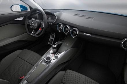 Download trọn bộ hình nền độ phân giải cao mẫu Audi TT Shooting Brake Crossover
