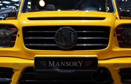 Mansory Gronos - Lạ mà quen