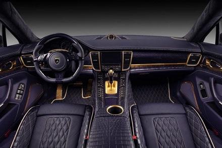 Download trọn bộ hình nền độ phân giải caomẫu Porsche Panamera cho giới nhà giàu Nga