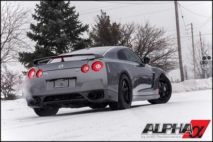 Nissan GT-R Alpha 16 công suất 1.600 mã lực