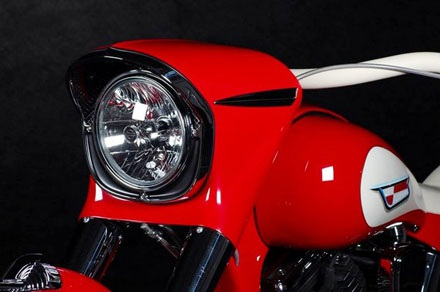 Download trọn bộ hình nền độ phân giải cao phiên bản độ Harley đầy sáng tạo