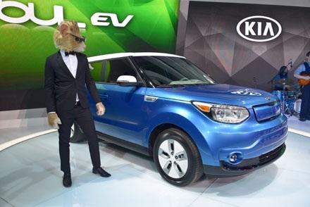 Tại thời điểm này, KIA cũng chưa đưa ra thông tin về giá bán chính thức của Soul EV 2015.