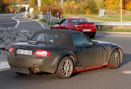 Mazda lên kế hoạch ra mắt thế hệ thứ 4 của chiếc MX-5 Miata