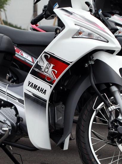 Khám phá Yamaha Sirius Fi 2014