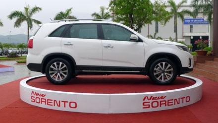 Dân trí sẽ có bài giới thiệu cụ thể mẫu Sorento 2014 trong thời gian tới đây.