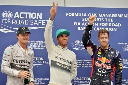 """Lewis Hamilton chia sẻ sau pole thứ 2 liên tiếp có được trong mùa giải này: """""""