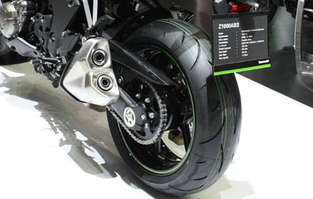 Kawasaki Z1000 2014 - Sinh vật đến từ hành tinh khác