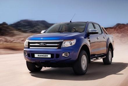 Sẽ sớm có Ford Ranger phiên bản 3.2L