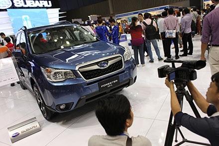 Khai mạc Saigon Autotech 2014