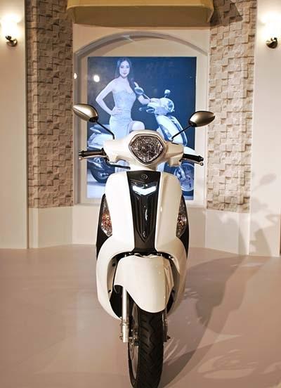 Yamaha Việt Nam ra mắt xe máy đầu tiên mang động cơ Blue Core