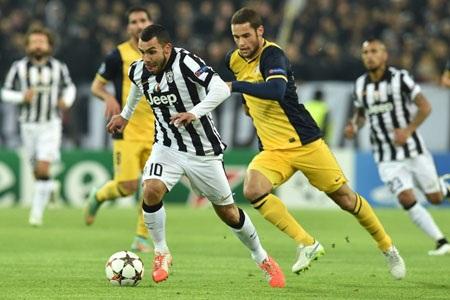 Lối chơi của Juventus vẫn thiếu thuyết phục